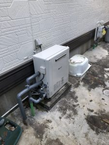 エコジョーズ 給湯器交換 値段 最安 福岡